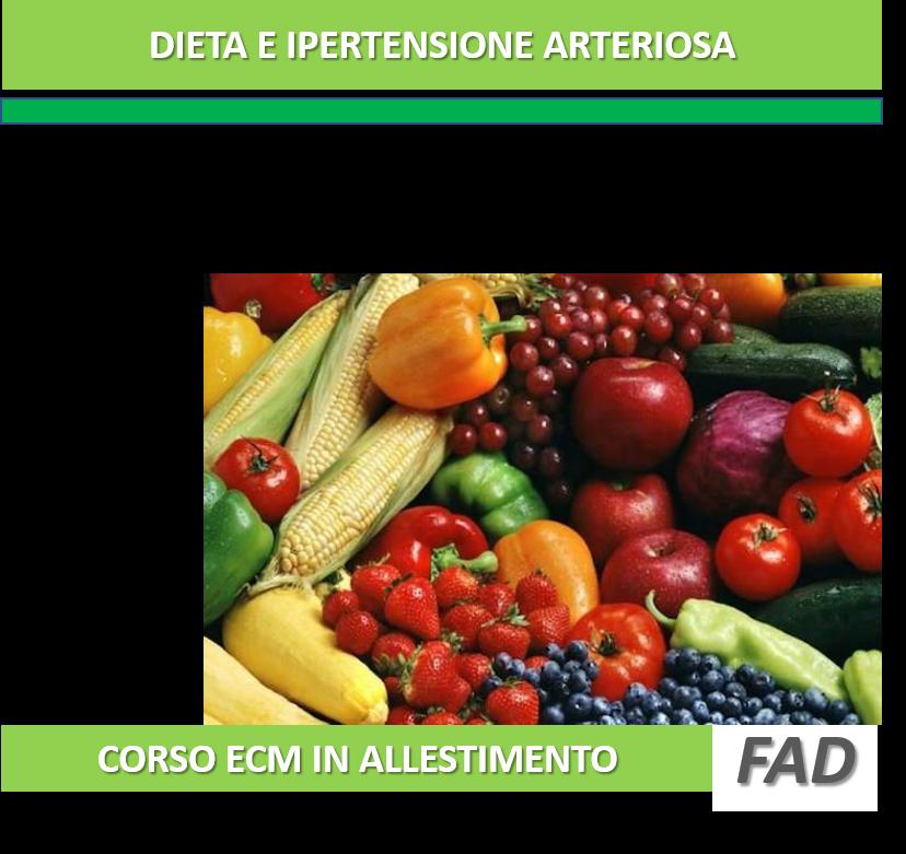Dieta e Ipertensione Arteriosa